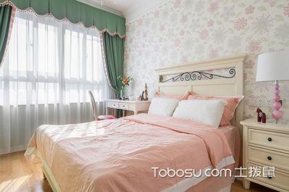 欧式风格卧室装修图片,让浪漫永不消散