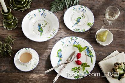 陶瓷餐具和骨瓷餐具哪个好?两者区别介绍