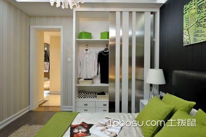 房间衣柜装修图片,轻松解决卧室收纳烦恼