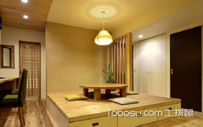 日式榻榻米设计图,如何设计更好看呢?