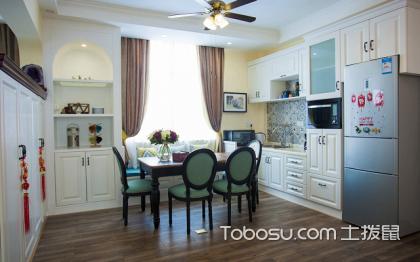 100平米老房装修,完美舒适的生活空间