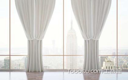 窗帘都有哪些款式?选用窗帘很重要
