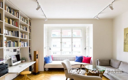 客厅有飘窗如何装修?四种装修案例赏析