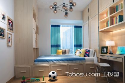 6平米臥室榻榻米設計技巧,讓你住著更舒服