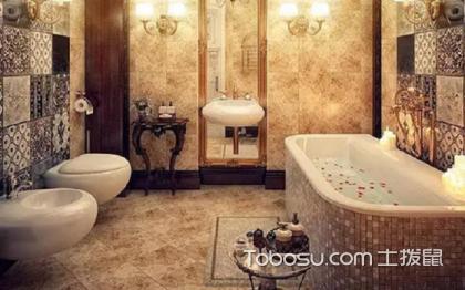 臥室廁所裝修效果圖,主臥室衛生間如何設計?