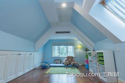 阁楼室内装修效果图,简直是梦想中的样子