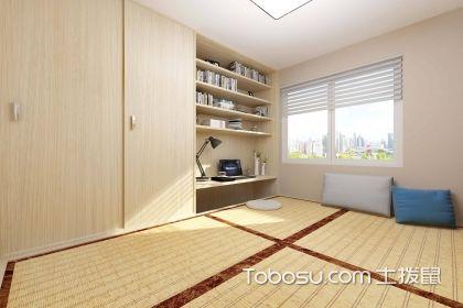 榻榻米卧室衣柜效果图,这样的设计超实用
