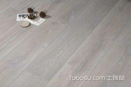浅灰色木地板装修效果图赏析,浅色地板应该如何选购