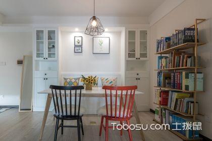 98平北歐風格兩房裝修案例,美到讓你窒息的家