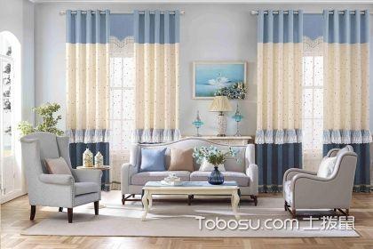 客厅窗帘颜色搭配技巧介绍,选对窗帘让家居空间更有格调