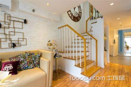實用與精致并存,小戶型樓中樓樓梯設計技巧分享
