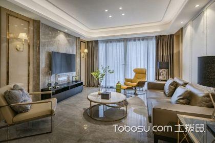 福州135平現代風格裝修案例,讓您的家回歸于最舒適的狀態
