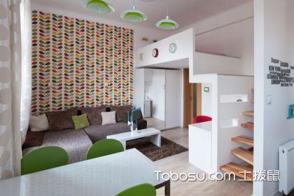 假跃层房子装修效果图,你想象不到的宽敞家居