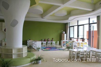 幼儿园墙面怎么装修?幼儿园手绘墙图片设计及施工事项介绍