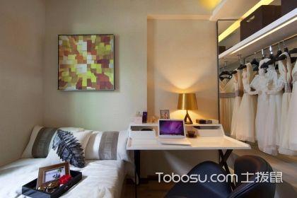 卧室写字台装修效果图,卧室写字台这样设计实用又时尚
