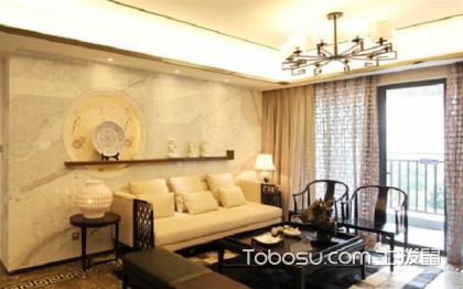 新中式客廳裝修,這樣設計檔次飆升