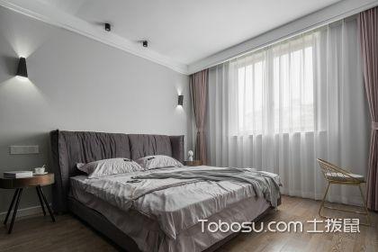苏州84平简约风格二居室,极简黑白灰让家更显优雅
