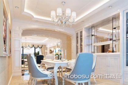 室内餐厅装修图片,带你领略不同的餐厅风情