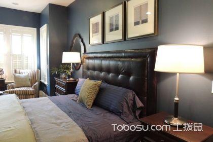 现代美式卧室装修效果图,现代美式风格卧室有哪些特点