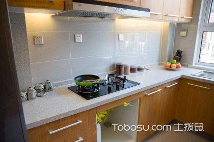 厨房墙装修效果图,厨房墙面装饰材料有哪些