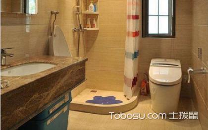 大户型卫生间装修效果图,不同风格的卫生间