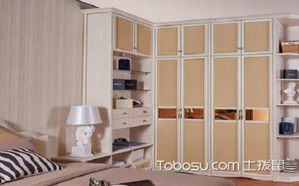 臥室壁柜裝修效果圖,讓臥室不再凌亂
