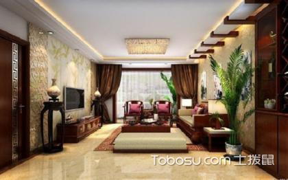 中式客厅灯饰效果图,演绎中国风
