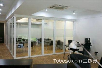 办公室成品玻璃隔断种类,办公室成品玻璃隔断如何选购