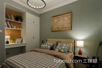 現代臥室裝修效果圖,給你一個安心舒適的睡眠環境