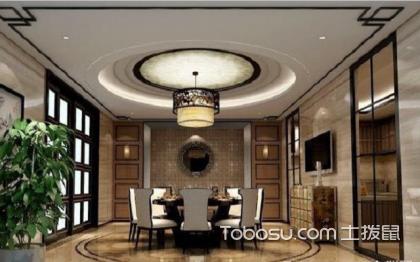 独栋别墅户型图,中式风格别墅装修
