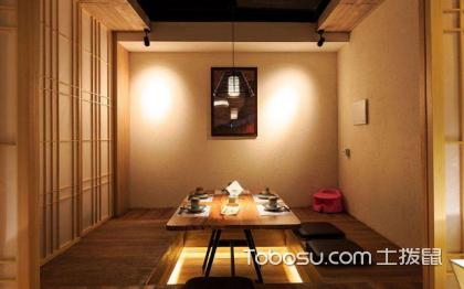 日式餐廳裝修效果圖,餐廳就該這樣設計