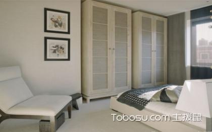 卧室衣柜装修效果图,让卧室保持干净整洁