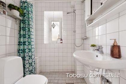 3㎡卫生间装修效果图设计,超小卫生间装修要点解析
