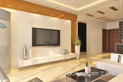 客厅瓷砖电视背景墙效果图,你的高格调家居
