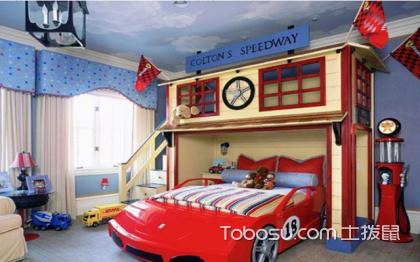 超小儿童房装修效果图,小没关系精致很重要