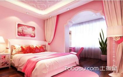 小清新卧室装修效果图,精致生活从装修开始