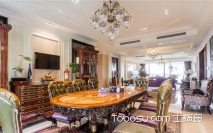 欧式古典装修效果图,极具奢华的家居