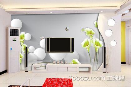 现代简约电视背景墙案例赏析,好看的简约背景墙设计