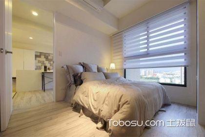 簡潔臥室裝修效果圖,給你一個安心好睡眠!