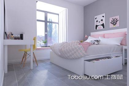简约少女卧室装修?#35745;?#25171;造唯美温馨小空间
