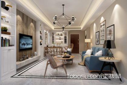 客厅储物柜效果图,拥有整洁温馨的家