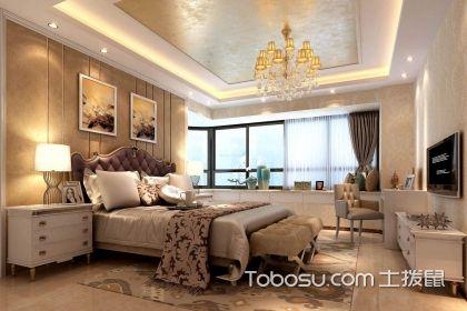 欧式装修主卧室效果图,温馨又浪漫
