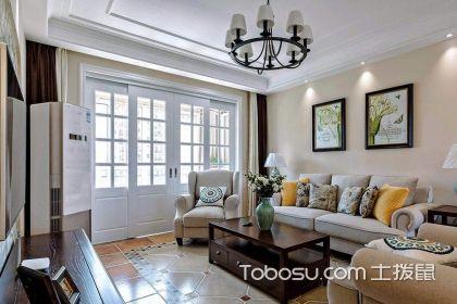 美式客厅装修技巧知识介绍,助你装修一个完美美式家居