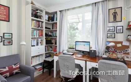 7平米书房装修效果图,不一样的阅读空间