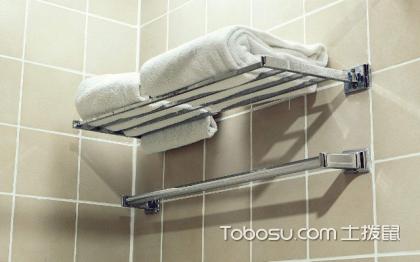 卫生间毛巾架效果图,多种款式推荐