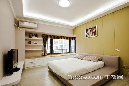 家装榻榻米卧室装修图欣赏,让生活更轻松