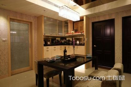 好看的餐边柜效果图,你最喜欢哪一款