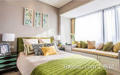 小卧室有飘窗u乐娱乐平台优乐娱乐官网欢迎您,卧室飘窗这样设计