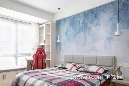 2018最新卧室墙面装潢,让卧室变得更美