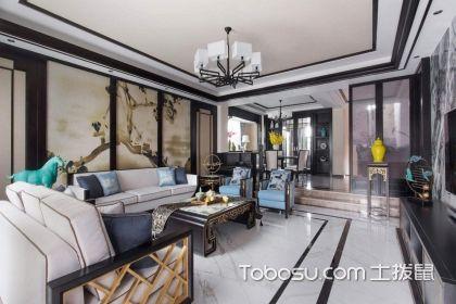 错层客厅装修,错层结构的客厅怎么设计